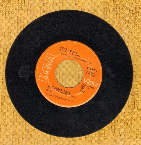 Como, Perry - El Condor Pasa/I Think Of You - VG7/ - 45 rpm Records