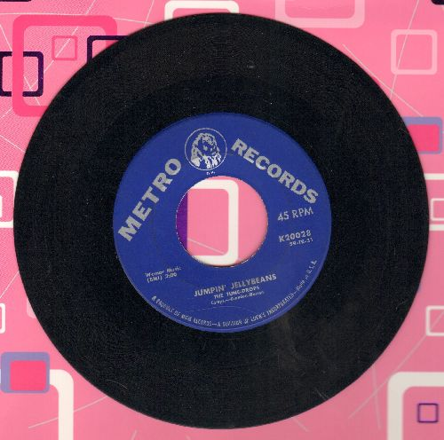 Tune-Drops - Jumpin' Jellybeans/Smoothie - EX8/ - 45 rpm Records