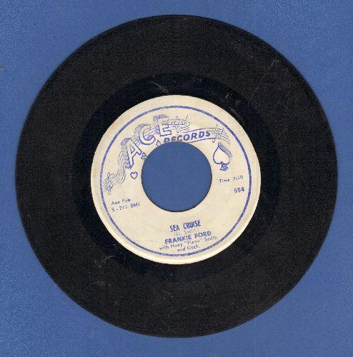 Ford, Frankie - Sea Cruise/Roberta - VG7/ - 45 rpm Records