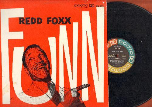 Foxx, Redd - Funn - Classic Stag Party Humor (vinyl LP record) - VG7/EX8 - LP Records