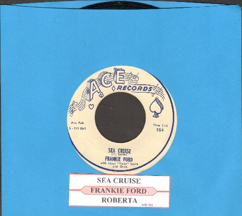 Ford, Frankie - Sea Cruise/Roberta (with juke box label) - NM9/ - 45 rpm Records