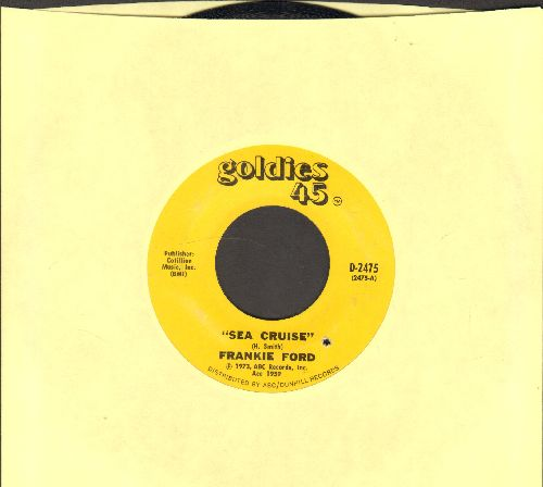 Ford, Frankie - Sea Cruise/Roberta (re-issue)(bb) - VG7/ - 45 rpm Records