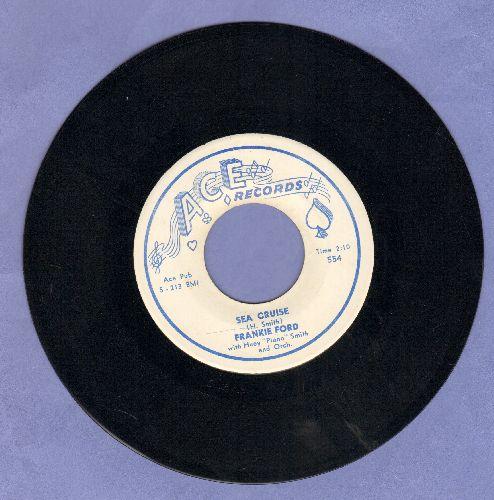 Ford, Frankie - Sea Cruise/Roberta - EX8/ - 45 rpm Records