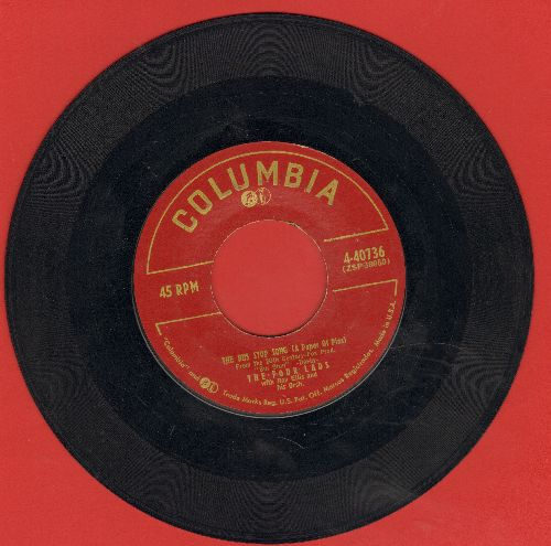 Four Lads - The Bus Stop Song (A Paper Of Pins)/A House With Love In It  - VG7/ - 45 rpm Records