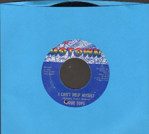 Four Tops - I Can't Help Myself/Sad Souvenirs (bb) - NM9/ - 45 rpm Records