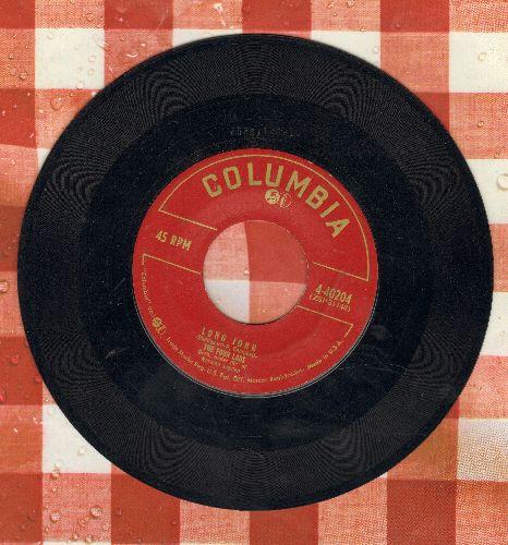 Four Lads - Long John/The Place Where I Worship - VG7/ - 45 rpm Records
