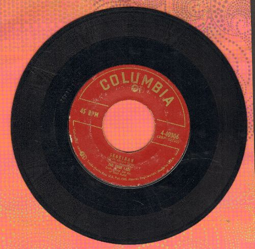 Four Lads - Skokiaan/Why Should I Love You? - VG7/ - 45 rpm Records