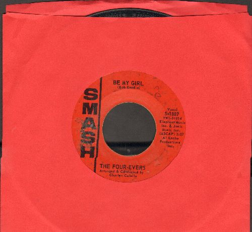 Four-Evers - Be My Girl/If I Were A Magician - VG7/ - 45 rpm Records