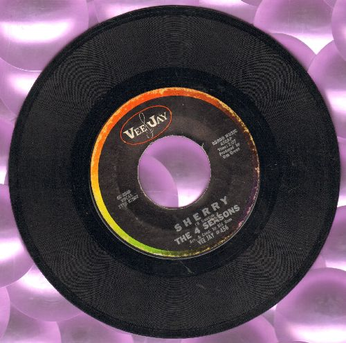 Four Seasons - Sherry/I've Cried Before  - EX8/ - 45 rpm Records