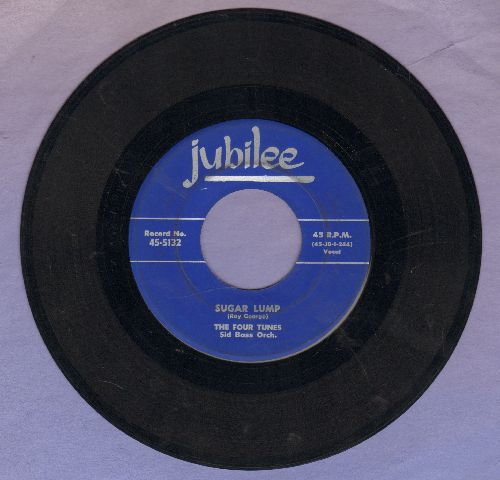 Four Tunes - Sugar Lump/I Understand Just How You Feel - EX8/ - 45 rpm Records