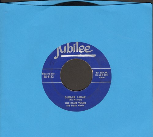 Four Tunes - Sugar Lump/I Understand Just How You Feel - VG7/ - 45 rpm Records
