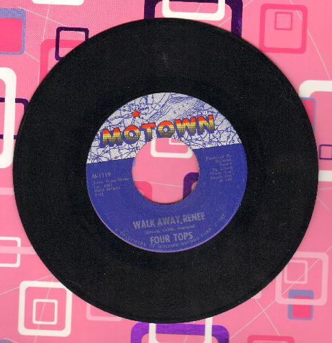 Four Tops - Walk Away Renee/Your Love Is Wonderful - EX8/ - 45 rpm Records