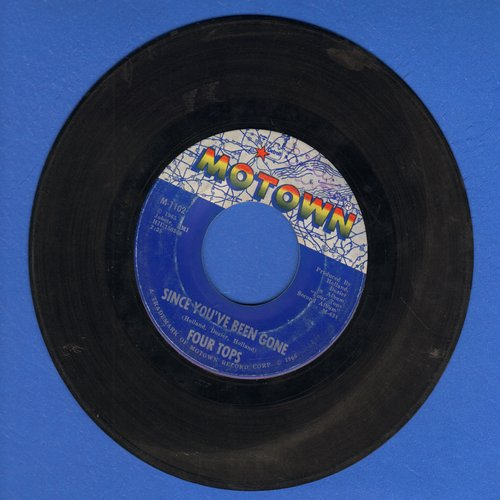 Four Tops - Since You've Been Gone/Standing In The Shadows Of Love - VG7/ - 45 rpm Records