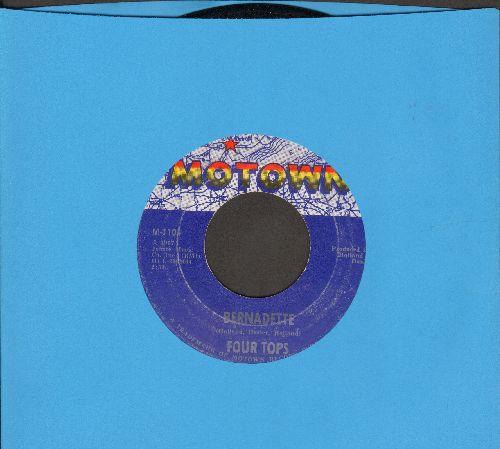 Four Tops - Bernadette/I Got A Feeling  - VG7/ - 45 rpm Records