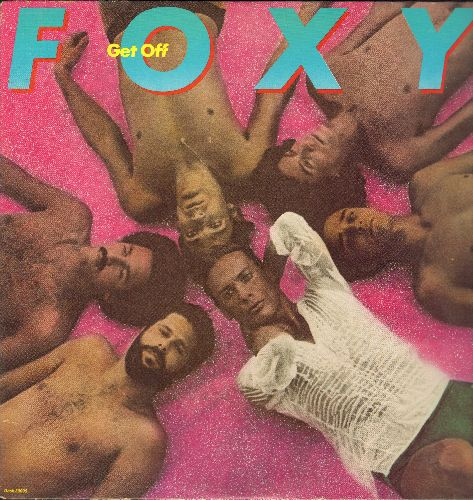 Foxy - Get Off: Tena's Song, Ready For Love, Mademoiselle, Lucky Me, It's Happening (Vinyl STEREO LP record) - NM9/EX8 - LP Records
