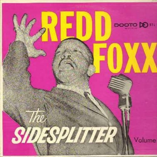 Foxx, Redd - The Sidesplitter Volume 1 - More outrageous