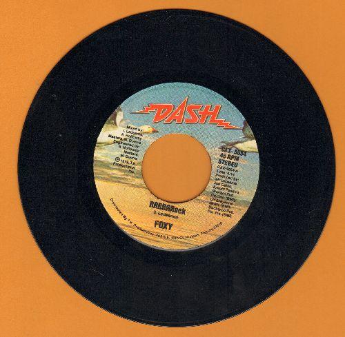 Foxy - Rrrrrrock/Devil Boogie - NM9/ - 45 rpm Records