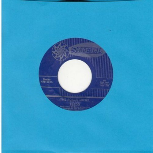 Fredd - The Roach Motel/El Motel De La Cucaracha - M10/ - 45 rpm Records
