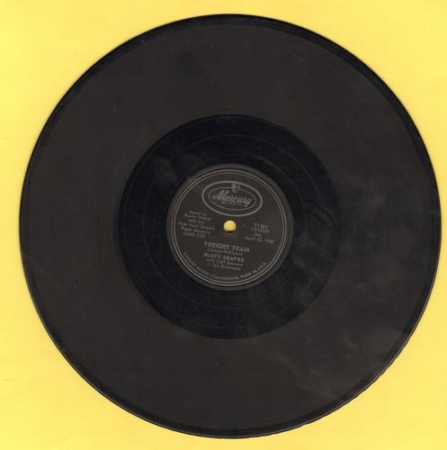 Avalon, Frankie - Sleeping Beauty/The Lonely Bit (DJ advance pressing)(minor wol) - NM9/ - 45 rpm Records