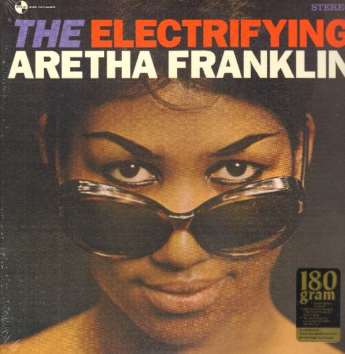 Franklin, Aretha - The Electrifying Aretha Franklin: You Made Me Love You, That Lucky Old Sun, Ac-Cent-Chu-Ate The Positive (EU Import 180g Virgin Vinyl re-issue, SEALED, never opened! - SEALED/SEALED - LP Records