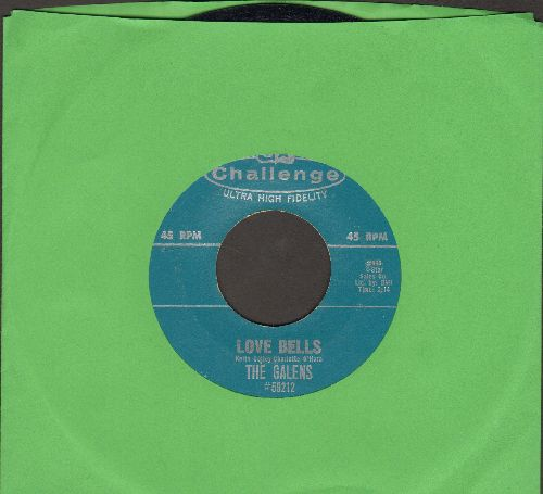 Galens - Love Bells/Baby I Do Love You (bb) - NM9/ - 45 rpm Records