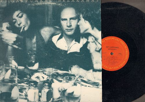 Garfunkel, Art - Breakaway: Rag Doll, I Only Have Eyes For You, 99 Miles From L.A., My Little Town (vinyl STEREO LP record) - NM9/VG7 - LP Records