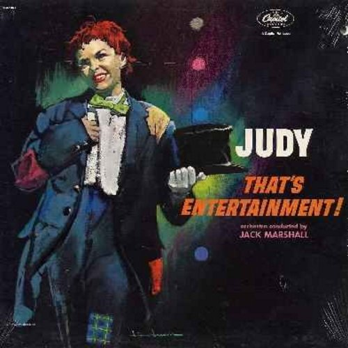 Garland, Judy - That's Entertainment!: Putting On The Ritz, Old Devil Moon, It Never Was You, Alone Together, If I Love Again (Vinyl LP record, SEALED, never opened!) (bb) (REISSUE) - SEALED/SEALED - LP Records