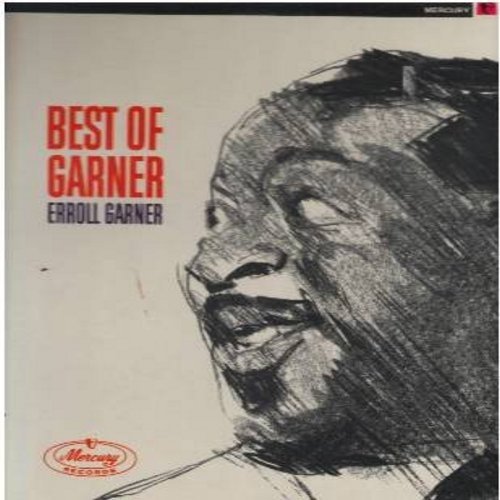 Garner, Erroll - Best Of Garner: A Cottage For Sale, That Old Black Magic, Up A Lazy River, All Of A Sudden (My Heart Sings), Imagination, Scatterbrain (Vinyl LP record, SEALED, never opened!) - SEALED/SEALED - LP Records