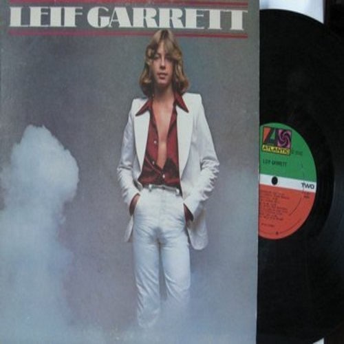 Garrett, Leif - Leif Garrett: California Girls, Runaround Sue, Surfin' USA, The Wanderer, Johnny B. Goode (Vinyl STEREO LP record) - EX8/VG7 - LP Records