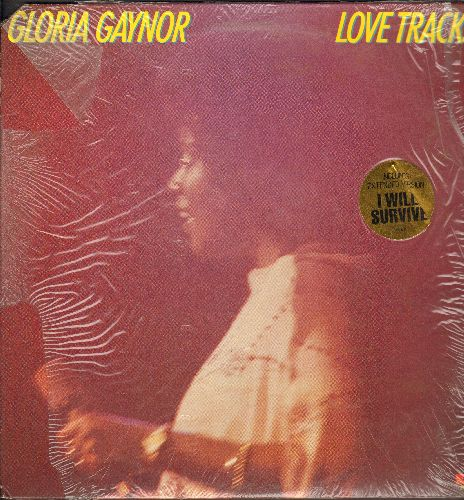 Gaynor, Gloria - Love Tracks: I Will Survive (Original unedited 8 minute Disco Version!), Substitute, Anybody Wanna Party?, Goin' Out Of My Head, Stoplight (Vinyl LP record, shrink wrap) - NM9/EX8 - LP Records