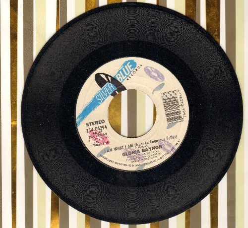 Gaynor, Gloria - I Am What I Am (From La Cage Aux Folles)/More Than Enough - M10/ - 45 rpm Records