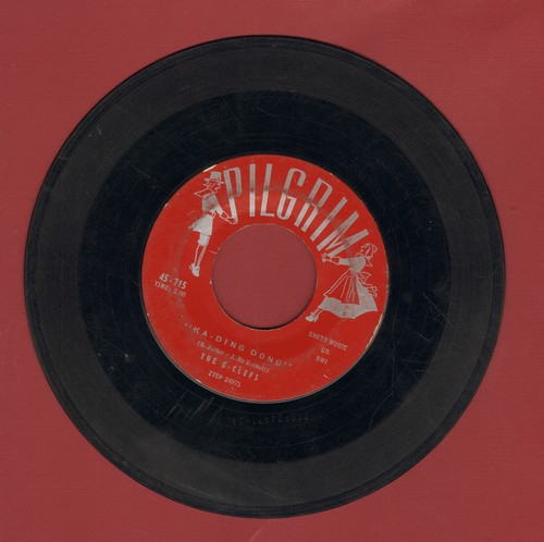 G-Clefs - Ka-Ding-Dong/Darla, My Darling - G5/ - 45 rpm Records