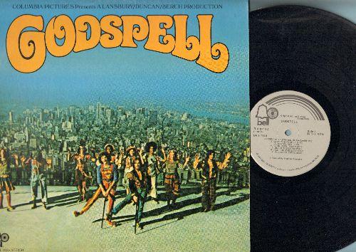 Godspell - Godspell - Original Motion Picture Soundtrack (vinyl LP record) - EX8/EX8 - LP Records