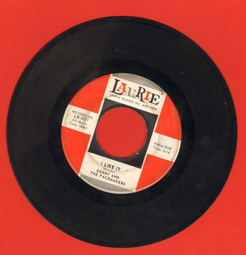 Gerry & The Pacemakers - I Like It/Jambalaya  - EX8/ - 45 rpm Records