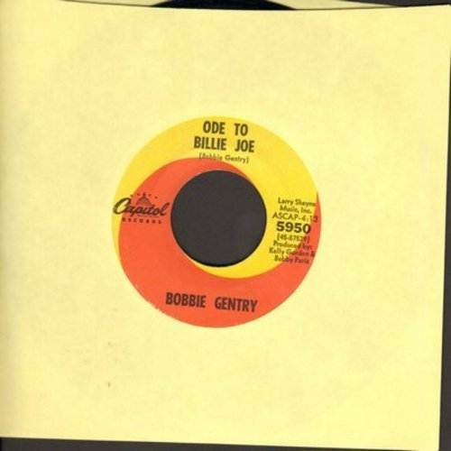 Gentry, Bobbie - Ode To Billy Joe/Mississippi Delta  - EX8/ - 45 rpm Records