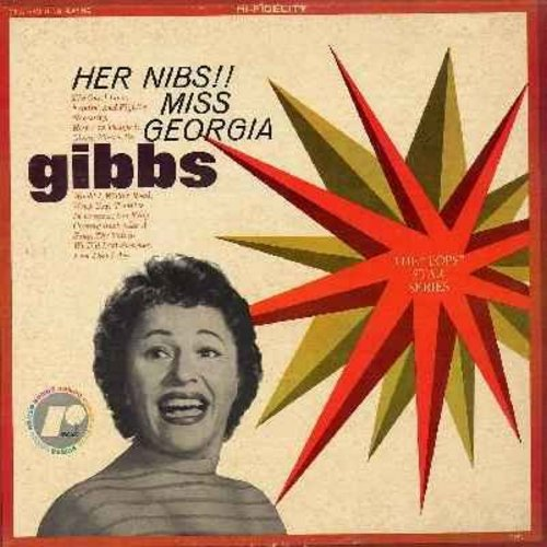 Gibbs, Georgia - Her Nibs!!: The Things We Did Last Summer, Wrap Your Troubles In Dreams, How Are Things In Glocca Morra?, Fool That I Am, The One I Love (Vinyl LP record) - NM9/EX8 - LP Records