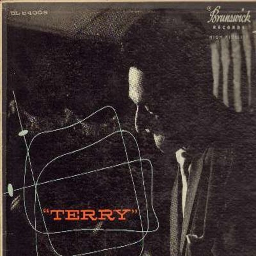 Gibbs, Terry - Terry: Baby Doll, Peaches, Jazzbo Mambo, Old Man Newman, Fatty (Vinyl MONO LP record) - EX8/VG7 - LP Records
