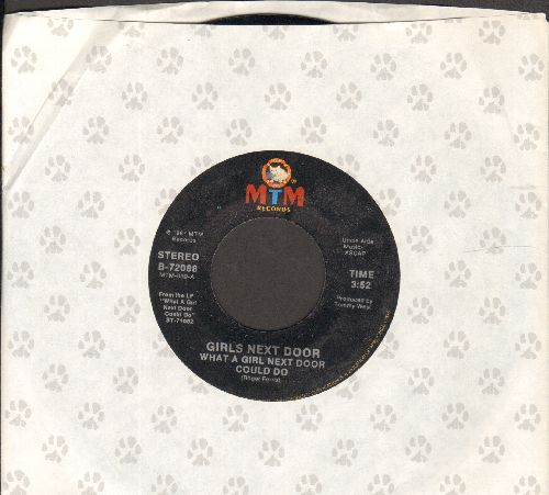 Girls Next Door - What A Girl Next Door Could Do/I Think I'm Gonna Fall (In Love With You) (MINT condition with company sleeve) - M10/ - 45 rpm Records