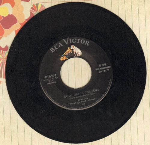 Gale, Sunny - On The Way To Your Heart/Devotion - EX8/ - 45 rpm Records