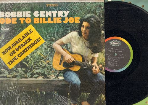Gentry, Bobby - Ode To Billie Joe: Mississippi Delta, Niki Hoeky, Bugs, Lazy Willie, Sunday Best (vinyl STEREO LP record) - EX8/EX8 - LP Records