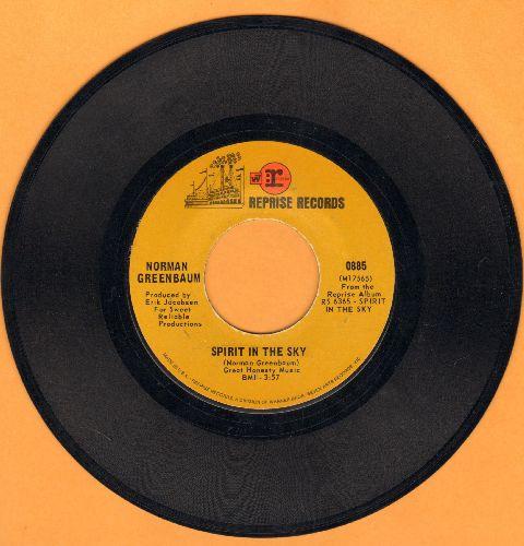 Greenbaum, Norman - Spirit In The Sky/Milk Cow - NM9/ - 45 rpm Records