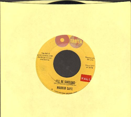 Gaye, Marvin - I'll Be Doggone/You've Been A Long Time Coming (sol) - EX8/ - 45 rpm Records