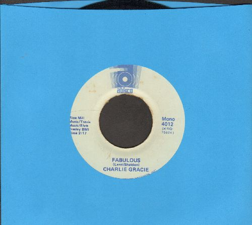 Gracie, Charlei - Butterfly/Fabulous (double-hit re-issue) - EX8/ - 45 rpm Records