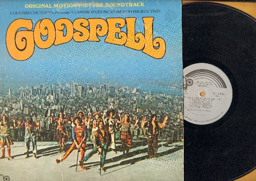 Godspell - Godspell - Original Motion Picture Soundtrack (vinyl STEREO LP record) - EX8/VG6 - LP Records