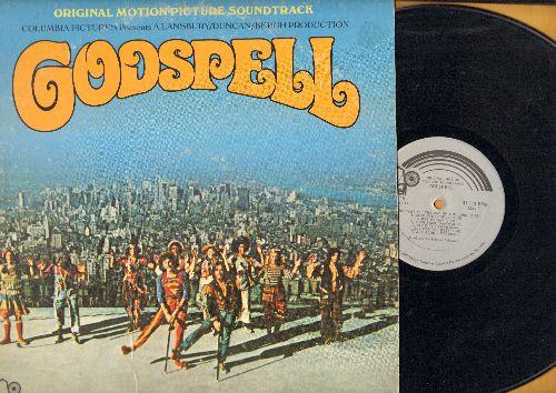 Godspell - Godspell - Original Motion Picture Soundtrack (vinyl STEREO LP record) - EX8/VG6 - LP Records