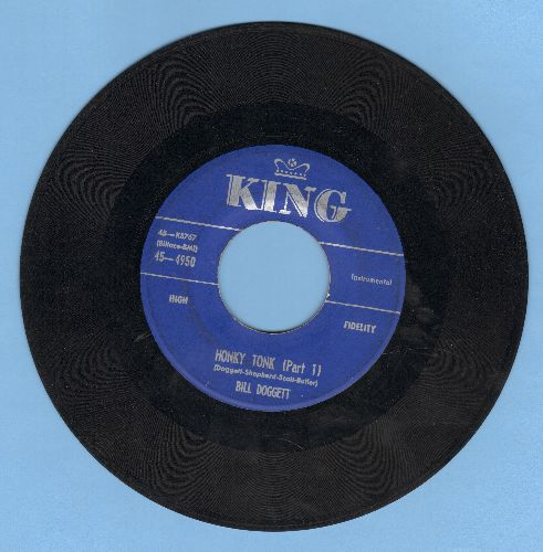 Doggett, Bill - Honky Tonk (Parts 1 + 2)  - G5/ - 45 rpm Records