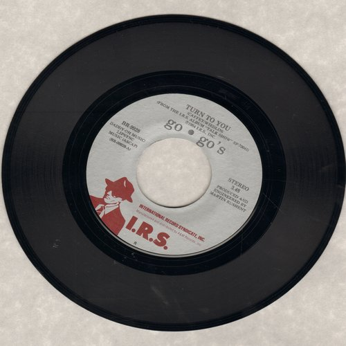 Go-Go's - Turn To You/I'm With You - NM9/ - 45 rpm Records
