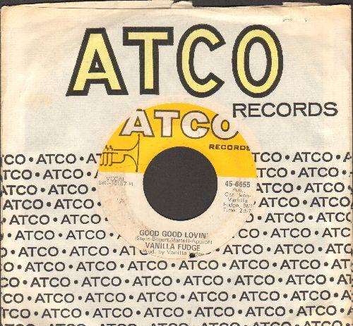 Vanilla Fudge - Good Good Lovin'/Shutgon (with Atco company sleeve) - EX8/ - 45 rpm Records
