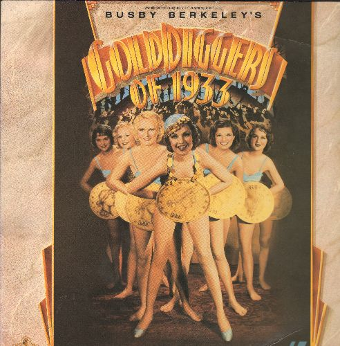 Gold Diggers of 1933 - Gold Diggers of 1933 - The Classic Depression Era Busby Berkeley Musical on LASERDISC! - NM9/NM9 - LaserDiscs