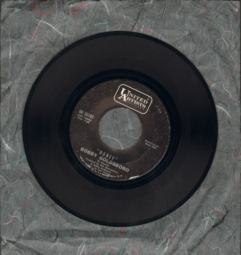 Goldsboro, Bobby - Honey (Honey, I Miss You)/Danny - NM9/ - 45 rpm Records